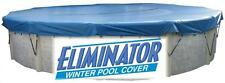 27 Round Eliminator Xtreme Above Ground Swimming Pool Winter Cover 10 Year