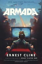 Armada: A novel by the author of Ready Player One by Cline, Ernest