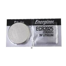 Energizer ECR 2025 CR 2025 Lithium 3V Battery Braned New Authorized Seller