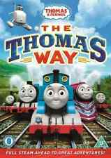 Thomas the Tank Engine and Friends: The Thomas Way DVD NEW