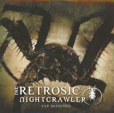 THE RETROSIC Nightcrawler V.I.P. DJ-EDITION CD 2006