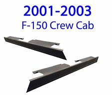 2001-03 Ford F-150 Pickup Crew Cab Outer Rocker Panels NEW PAIR!