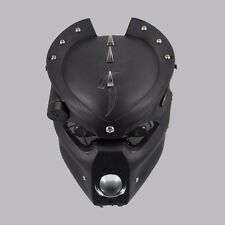 LED Skull Head Light Headlight Lamp for Harley Honda Yamaha Kawasaki Suzuki