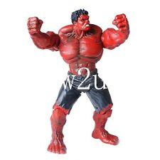 10'' MARVEL LEGENDS COMICS RED HULK ACTION FIGURE AVENGERS HERO KIDS TOY - 36207