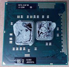 Intel Core i5 520m 2.4GHz 3MB SLBU 3 CPU Procesador