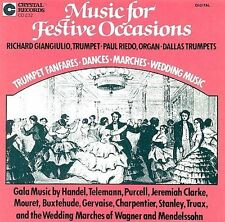 Music for Festive Occasions : Music for Festive Occasions CD (1993)