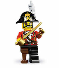 LEGO 8833 Minifigures Series 8 Pirate Captain