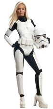 Rubies Costume Star Wars Female Stormtrooper, White/Black, X-Small Costume