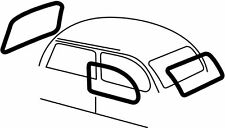 EMPI VW BUG BEETLE CAL LOOK WINDOW KIT BY EMPI  65-71 &71 S/B  4-PIECE SET #3587