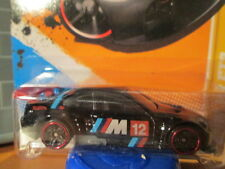 Hot Wheels BLACK BMW M3 GT2 2012 NEW MODELS SCALE 1:64 ON LONG CARD - STOCK#2