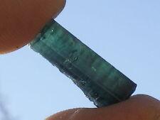 Exceptionnel Cristal en Tourmaline Bleu Indicolite Pure !! 10 cts ( Brésil )