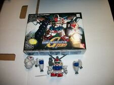 Bandai SD Gundam RX-78 GP02A G Generation Zero Model Kit