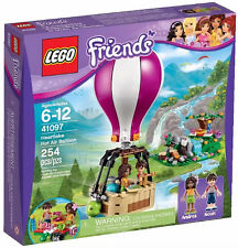 LEGO Friends  Heartlake Hot Air Balloon Building Play Set 41097 NEW NIB