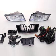 For 2006-10 Honda Civic Sedan G8 Fb Fa Fd Fn Fk Mk8 Fog Lamp Complete Set 4 Door