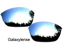 Galaxy Replacement Lenses For Oakley Half Jacket 2.0 Silver Polarized