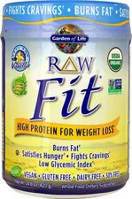 Garden of Life Raw Fit Vanilla Organic  Sprout & Plant Protein Powder