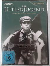 Die Hitlerjugend HJ - mit unveröffentlichtem Material - Hitler Krieger v. morgen