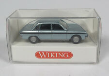 WIKING 0047 01 VW VOLKSWAGEN K 70 LS 1/87 HO MADE IN GERMANY MODELISME