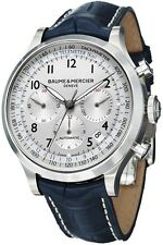 MODEL 10063 AUTHENTIC NEW BAUME & MERCIER CAPELAND MENS AUTOMATIC DRESS WATCH