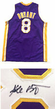 Kobe Bryant Signed Purple Lakers #8 rookie era Jersey BOLD Autograph PSA DNA COA