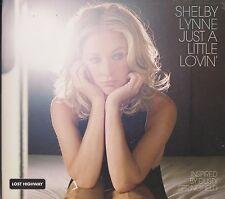 Just a Little Lovin' by Shelby Lynne (CD/DVD 2008, B0010632-10, Dusty tribute)