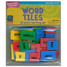 Building Sentences Word Tiles Teacher Tools Parts of Speech Manipulative