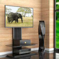 "Floor TV Stand with Swivel Mount for 42-70"" Tvs/Xbox One Universal Free Stand"