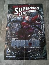 New York Comic Con 2013 - NYCC 2013 - Superman Unchained Large Poster