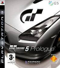 Gran Turismo 5 Prologue PS3 * NEW SEALED PAL *