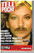 A- Télé Poche N°1044 Sophie Favier,Gilbert Montagné