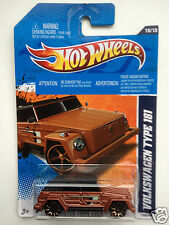 Hot Wheels VW Volkswagen Type 181 182 Trekker Thing