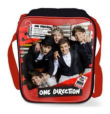 One Direction 1D VIP  Easy Carry Lightweight School Lunch Bag