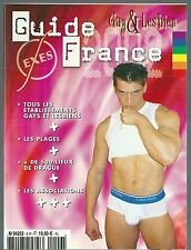 Guide Gay & Lesbien 2002 Homosexualité Homosexuel Homosexuality lesbienne