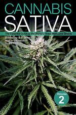 Cannabis Sativa : Essential Guide to World's Finest Strains Vol 2  Oner NEW