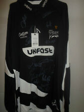 2009 Squad Signed Sale Sharks Rugby Union Premiership Shirt BNWT COA (31773)