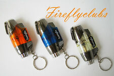 Glowing Capsule Turbo JET Windproof Torch Lighter  + Free Shipping !!!