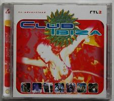Club Ibiza 2CD 1998 Faithless Robert Miles Future Breeze