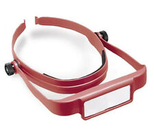 Donegan Red OptiSight® Binocular Magnifying Visor. 3X, 4X & 5X Magnification