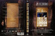 DVD Zu & Co - Live At The Royal Albert Hall - London 6th May 2004