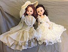 Furga, Le Damine Coppia Bambole Doll Vintage