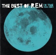 R.E.M. : IN TIME - THE BEST OF 1988-2003 / CD - TOP-ZUSTAND