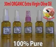 Extra Virgin Olive Oil-100% Pure-30ml with spray