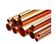 "1-1/2"" Diameter Type L Copper Pipe/Tube x 1' Length"