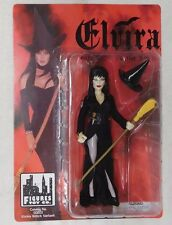 Figures Toy Company ELVIRA : MISTRESS OF THE DARK Witch Variant - 1998 Toy NIP
