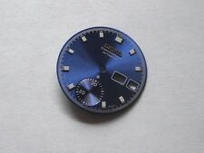 REPLACEMENT BLUE DIAL SEIKO 6139, 6139-6002 6000 6001 6005 WATCH