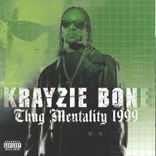 Krayzie Bone - Thug Mentality 1999 [CD New]
