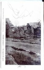 CP 80 Somme - Folies - Guerre 1914-1915