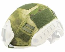 Tactical Series Airsoft Paintball Gear Combat Fast Helmet Cover ATACS-FG