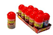 LUCAS BABY CHAMOY MEXICAN CANDY, SWEET & SOUR POWDER, 10 PCS