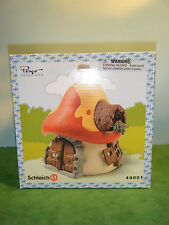 SCHLEICH LARGE SMURF HOUSE #49001  *NEW*